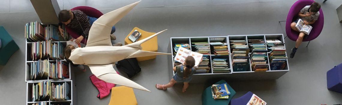 Die Stadtbibliothek Luzern bloggt